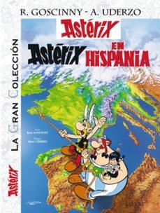 asterix 14: asterix en hispania (la gran coleccion)-albert uderzo-9788421689608