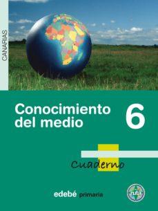 Debatecd.mx Conocimiento Del Medio 6º Primaria (Cuaderno En Ruta) Image