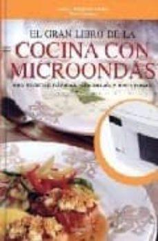 Inmaswan.es El Gran Libro De La Cocina Con Microondas Image