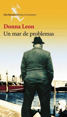 Libro de descarga ipad UN MAR DE PROBLEMAS in Spanish de DONNA LEON  9788432227608