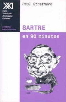 sartre en 90 minutos: 1905-1980-paul strathern-9788432309908