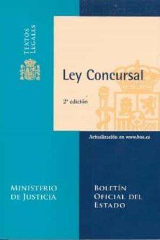 Viamistica.es Ley Concursal (2ª Ed.) Image