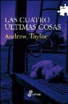 Rapidshare search descargar ebook LAS CUATRO ULTIMAS COSAS (Literatura española) FB2 PDF ePub 9788435009508