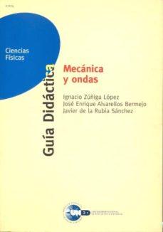 Bressoamisuradi.it Mecanica Y Ondas: Guia Didactica (Uned) Image