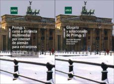 prim@ 1: curso a distancia de multimedia por internet de aleman p ara extranjeros (uned)-german ruiperez-gisa baudisch-irene zoch-9788436250008