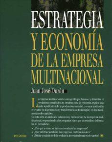 Inmaswan.es Estrategia Y Economia De La Empresa Multinacional Image