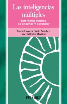 Padella.mx Las Inteligencias Multiples: Diferentes Formas De Enseñar Y Apren Der Image