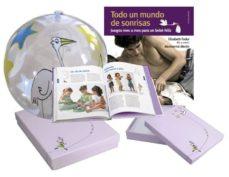 pack-caja todo un mundo de sonrisas-elizabeth fodor-montserrat moran-9788436828108