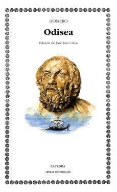 EBook de los más vendidos ODISEA (2ª ED.) FB2 DJVU CHM in Spanish de HOMERO