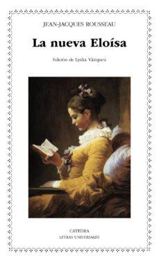 Libros en línea descargables LA NUEVA ELOISA in Spanish de JEAN-JACQUES ROUSSEAU 9788437631608 MOBI