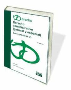 Descargar DERECHO ADMINISTRATIVO TOMO II , CASOS PRACTICOS gratis pdf - leer online