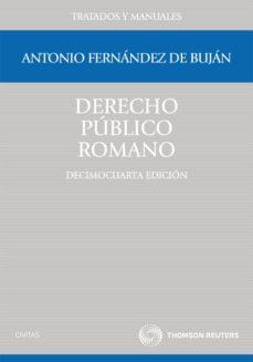 Vinisenzatrucco.it Derecho Publico Romano (14ª Ed) Image