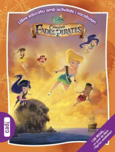 Upgrade6a.es Campaneta. Fades I Pirates: Ide Regal Un Punt De Llibre I Figur Es Retallables Image