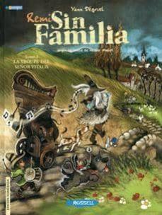 Alienazioneparentale.it Sin Familia Nº 2: La Troupe Del Señor Vitalis Image