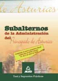 Titantitan.mx Subalternos De La Administracion Del Principado De Asturias: Test Image