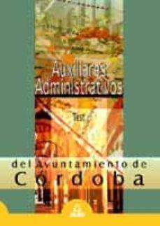 Enmarchaporlobasico.es Auxiliares Administrativos Del Ayuntamiento De Cordoba. Test Image