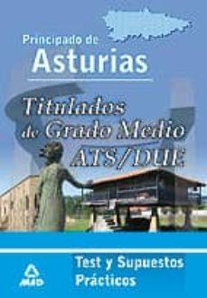Emprende2020.es Titulados De Grado Medio (Ats) Del Principado De Asturias: Test Y Supuestos Practicos Image