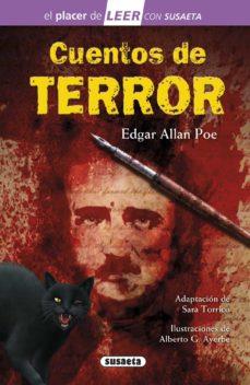 Descargando google book CUENTOS DE TERROR PDB (Spanish Edition) de EDGAR ALLAN POE 9788467750508