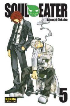 soul eater vol. 5 (2ª ed.)-atsushi ohkubo-9788467904208