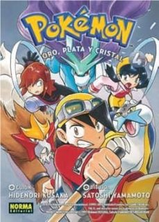 pokemon 8. oro, plata y cristal 4-9788467923308