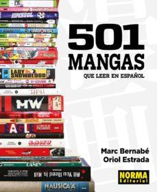 Descargar libros a iPod Shuffle 501 MANGAS QUE LEER EN ESPAÑOL