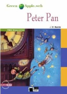 Descargando audiolibros a iphone desde itunes PETER PAN in Spanish de JAMES MATTHEW BARRIE 9788468222608 RTF iBook FB2