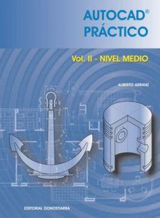 Javiercoterillo.es Autocad Practico (Vol. Ii) Nivel Medio Image