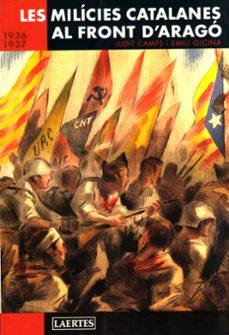 Inmaswan.es Les Milicies Catalanes Al Front D Arago (1936-1937) Image