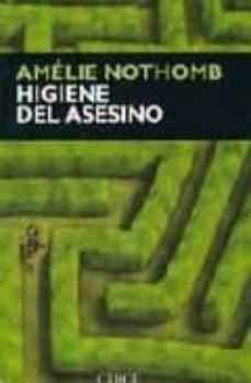 Alemán e libros descarga gratuita HIGIENE DEL ASESINO (2ª ED.) CHM PDB RTF de AMELIE NOTHOMB