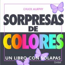 Encuentroelemadrid.es Sorpresas De Colores (Un Libro Con Solapas) Image