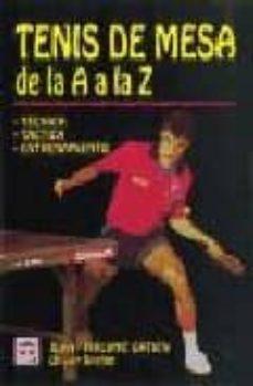Vinisenzatrucco.it Tenis De Mesa De La A A La Z Image