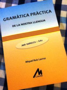 Permacultivo.es Gramàtica Pràctica De La Nostra Llengua Amb Exercicis I Clau Image