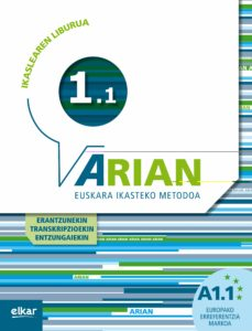 Libros en línea descargar ipod ARIAN A1.1 IKASLEAREN LIBURUA CD ERANTZUNAK 9788490271308 de