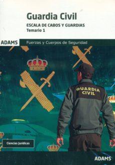 Permacultivo.es Guardia Civil. Escala De Cabos Y Guardias. Temario 1 Image