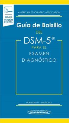 Descarga gratuita de libros electrónicos de electroterapia. GUÍA DE BOLSILLO DEL DSM-5 EXAMEN DIAGN ÓSTICO RTF iBook MOBI en español