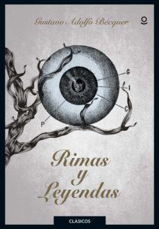 Audiolibros gratis para descargar ipod touch RIMAS Y LEYENDAS de GUSTAVO ADOLFO BECQUER 9788491221708 PDF (Spanish Edition)