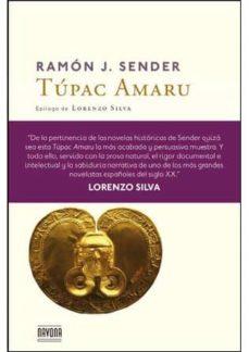 túpac amaru-ramon j. sender-9788492840908
