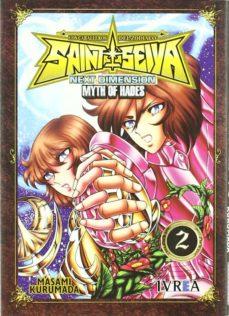 saint seiya (caballeros del zodiaco). next dimension hades mythol ogy nº 2-masaki kurumada-9788492905508