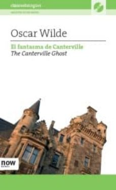 Buenos libros de audio descarga gratuita EL FANTASMA DE CANTERVILLE (EDICIÓN BILINGÜE ESPAÑOL-INGLÉS)+CD