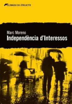 Descargar de la biblioteca INDEPENDENCIA D INTERESSOS iBook DJVU MOBI (Spanish Edition)