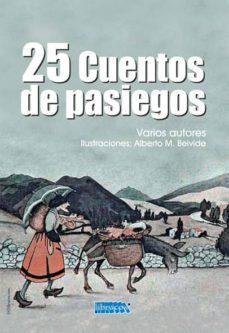 Descarga de libros de texto de audio. 25 CUENTOS DE PASIEGOS 9788494248108