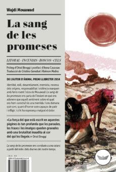 Descargar ebook en pdf gratis LA SANG DE LES PROMESES de WAJDI MOUAWAD  in Spanish 9788494601408