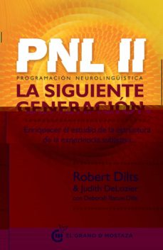pnl ii, la siguiente generación-robert b. dilts-9788494614408