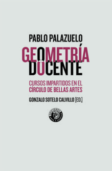 geometria docente-santiago amon hortelano-pablo palazuelo de la peña-9788494775208