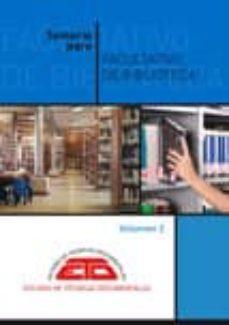 Upgrade6a.es Temario Para Facultativo De Biblioteca (Vol. 2): Tecnologias De L A Informacion, Historia Dle Libro Y De Las Bibliotecas (6ª Ed.) Image
