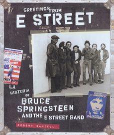 Descargar LA HISTORIA DE BRUCE SPRINGSTEEN AND THE STREET BAND gratis pdf - leer online
