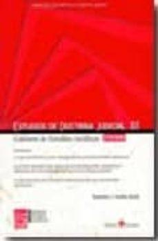 Viamistica.es Estudios De Doctrina Judicial Iii (Gabinete De Estudios Juridicos Cc00) Image