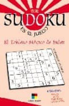 Debatecd.mx Sudoku Es El Juego: El Tablero Magico De Euler (4 Niveles: Medio, Alto, Muy Alto, Superlativo) Image