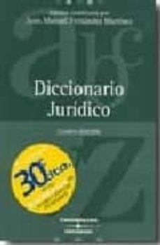Ojpa.es Diccionario Juridico (4º Ed.) Image