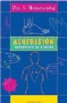 acupresion: acupuntura de presion-s. mohanambal-9788497770408